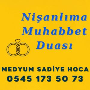 Nisanlima Muhabbet Duasi 300x300 - Nişanlıma Muhabbet Duası